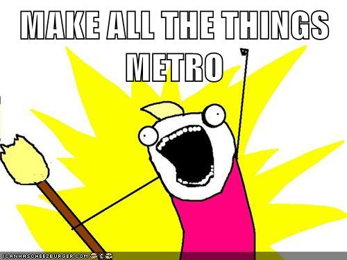makeallthethingsmetro