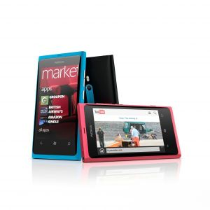 Nokia Lumia 800 phones